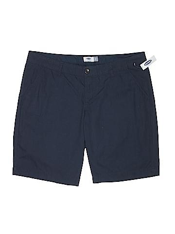 Old Navy Khaki Shorts Size 16 (Petite)