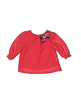 Healthtex Long Sleeve Blouse Size 0-3 mo