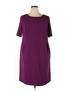 Donna Ricco Casual Dress Size 18W (Plus)