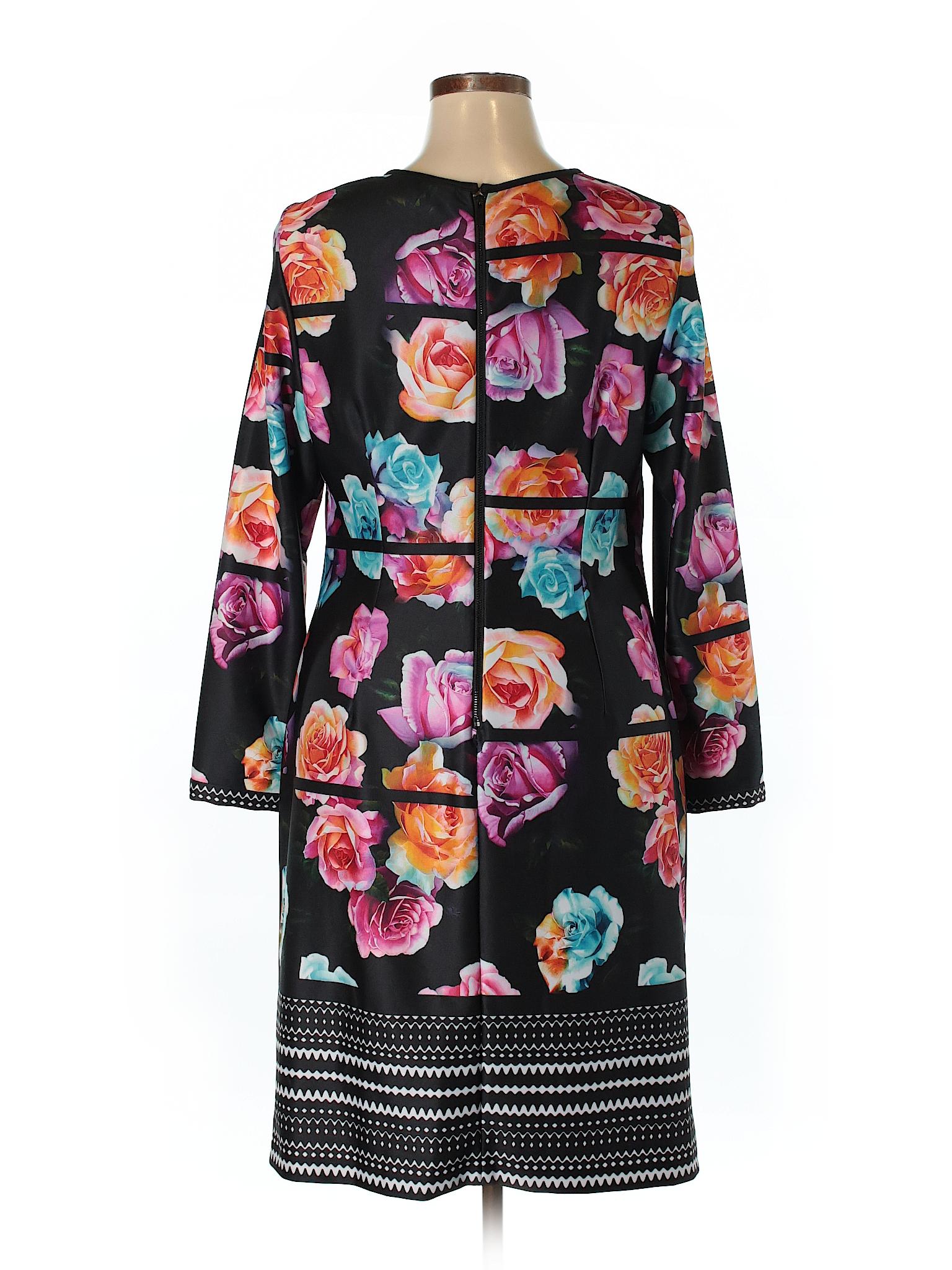 Julia Jordan Boutique winter Casual Dress wq8CS7C5