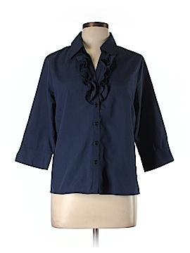 Joanna 3/4 Sleeve Blouse Size M