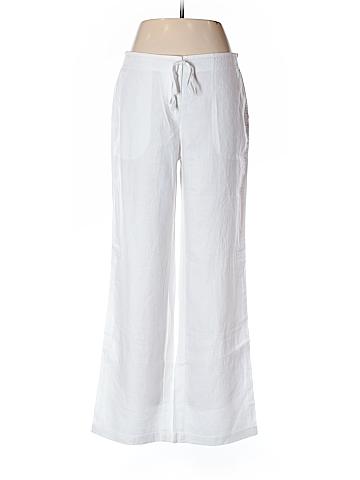 J. McLaughlin Linen Pants Size 12