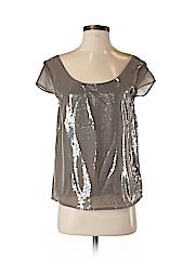 Twist & Tango Women Short Sleeve Blouse Size 34 (EU)