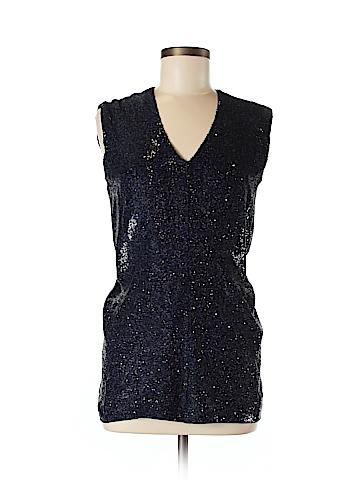 Jil Sander Sleeveless Silk Top Size 38 (FR)
