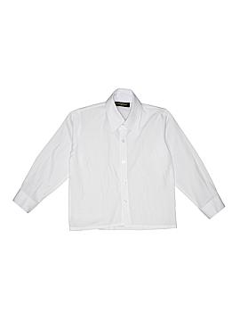 Rafael Long Sleeve Button-Down Shirt Size 5