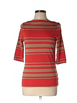 Cynthia Rowley for T.J. Maxx 3/4 Sleeve T-Shirt Size L