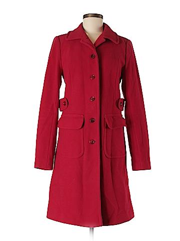 Moda International Wool Coat Size 6 (Tall)