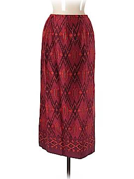 Jones New York Silk Skirt Size 6 (Petite)