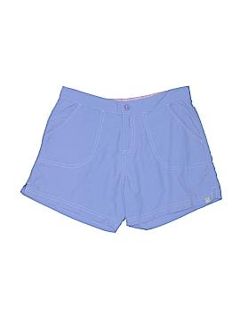 White Sierra Shorts Size X-Large (Youth)