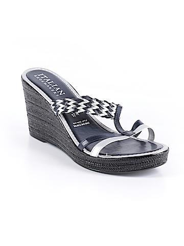 Italian Shoemakers Footwear Wedges Size 12