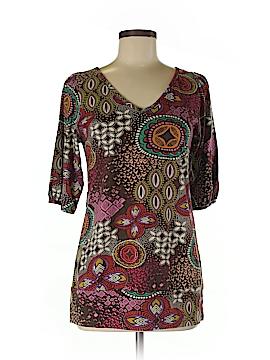 Fashion Spy 3/4 Sleeve Blouse Size S