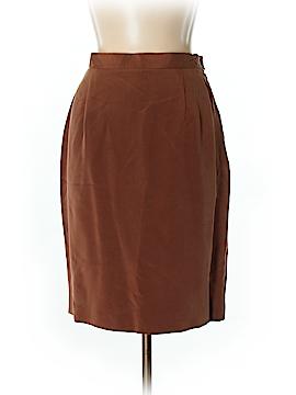 Rena Rowan Silk Skirt Size 10