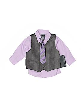 Perry Ellis Portfolio Tuxedo Vest Size 18 mo