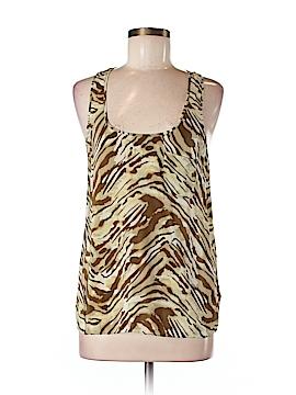 Josephine Sleeveless Silk Top Size M