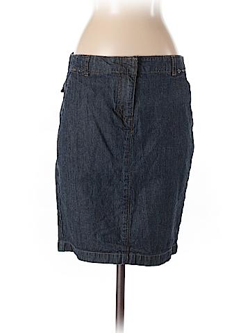 Kenneth Cole REACTION Denim Skirt Size 4