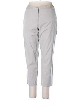 Talbots Khakis Size 20w Petite (Plus)
