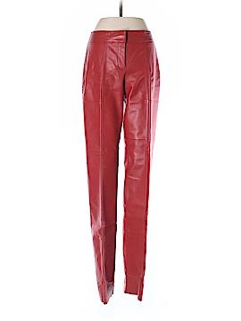 DANIER Leather Pants Size 0
