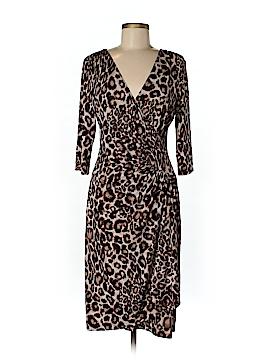 Kiyonna Casual Dress Size 0 (Plus)