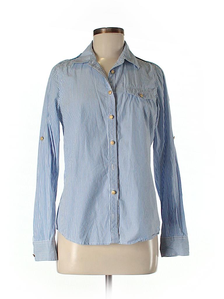 28b68b89 Womens Long Sleeve Button Down Collar Shirts – EDGE Engineering and ...