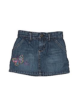 Genuine Kids from Oshkosh Denim Skirt Size 24 mo