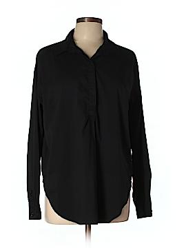 Universal Standard Long Sleeve Blouse Size M
