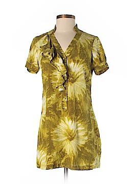 Tabitha Short Sleeve Silk Top Size 2