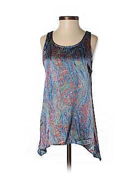 Wink Sleeveless Silk Top Size XS
