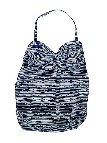Beach Bump By Motherhood Swimsuit Top Size M (Maternity)