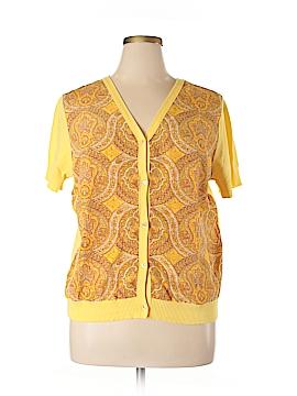 Isaac Mizrahi Cardigan Size XL