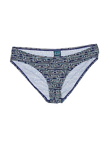 Beach Bump By Motherhood Swimsuit Bottoms Size M (Maternity)