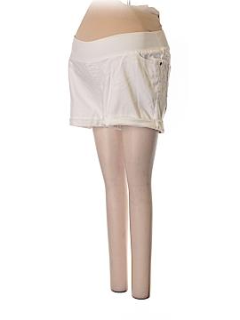 Liz Lange Maternity for Target Denim Shorts Size 4-6 Maternity (Maternity)