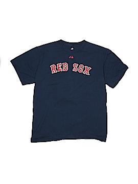 Majestic Short Sleeve T-Shirt Size X-Large (Youth)