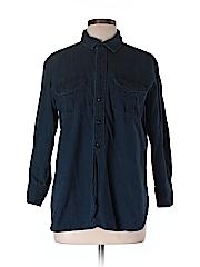 Rivet & Thread 3/4 Sleeve Button-down Shirt