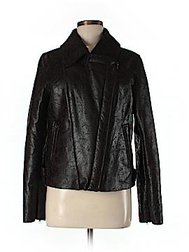 Romeo & Juliet Couture Faux Leather Jacket Size L