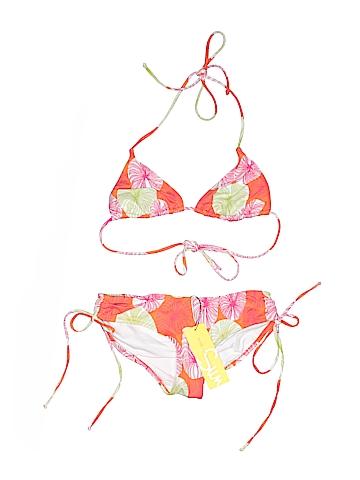 Diane von Furstenberg Two Piece Swimsuit Size P