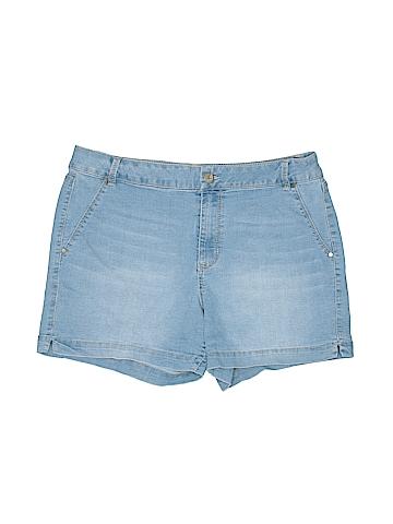 D. Jeans Denim Shorts Size 16