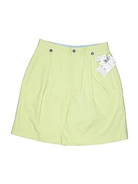 Liz Claiborne Khaki Shorts Size 10