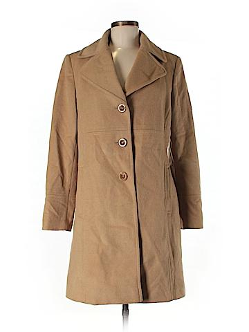 Larry Levine Wool Coat Size 8
