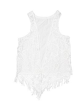 Justice Cashmere Cardigan Size 10