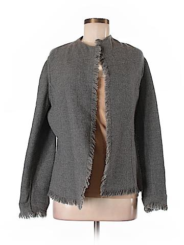 Lafayette 148 New York Wool Cardigan Size 8 (Petite)