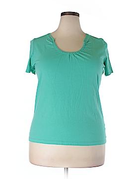 Lane Bryant Outlet Short Sleeve T-Shirt Size 14/16 Plus (Plus)