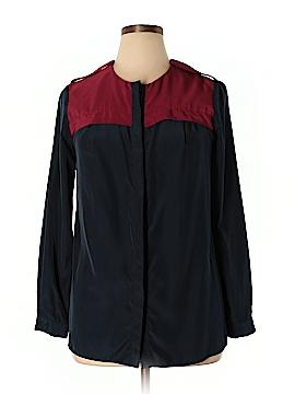 MBN Long Sleeve Blouse Size 0X (Plus)
