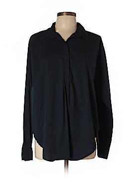 Universal Standard Long Sleeve Blouse Size L (Plus)