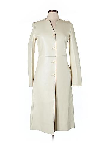 Valentino Leather Jacket Size 6