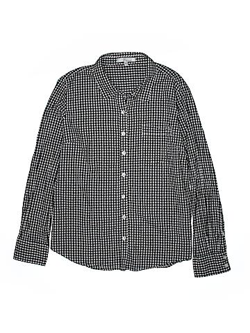 Company Ellen Tracy Long Sleeve Button-Down Shirt Size XL