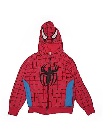 Marvel Zip Up Hoodie Size 6 - 7