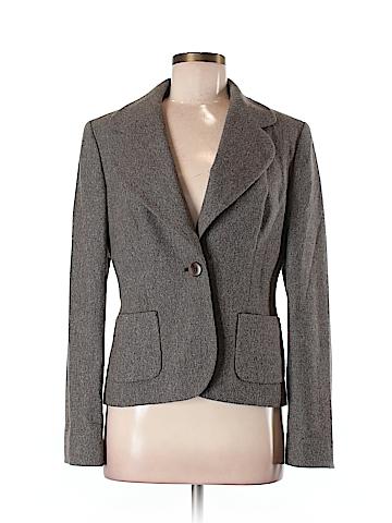 Ann Taylor LOFT Wool Blazer Size 8