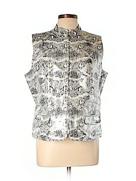 Chico's Vest Size Lg (2)