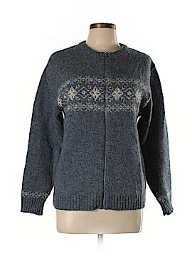 WOOLRICH John Rich & Bros. Wool Cardigan Size L