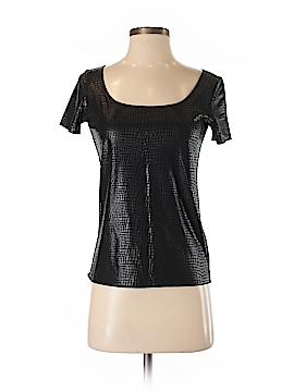 Armani Collezioni Short Sleeve Blouse Size 4